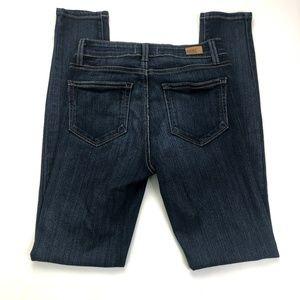 Paige Hoxton Ultra Skinny Jeans Size 25W 29.5L